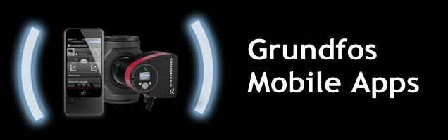 GRUNDFOS MOBILE APPS